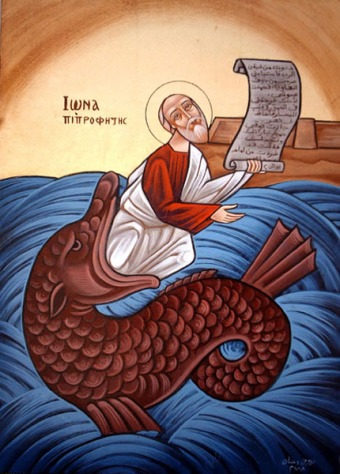 Jonah-and-whale-Coptic-Icon