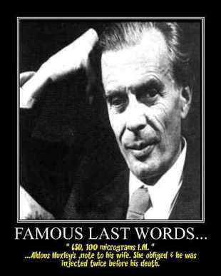 huxleylastwords