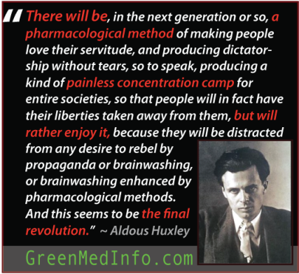 Chillingly prophetic?