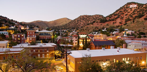 Image from the official website of Bisbee, Arizona (http://bisbeeaz.gov/)